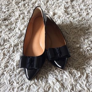 J. Crew Pointed Toe Flats